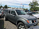 2005 Nissan Frontier at ELEMENT AUTO GROUP of Linden, NJ
