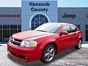 2013 Dodge Avenger SXT at Hancock County Chrysler of Newell, WV