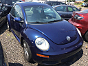 2006 Volkswagen New Beetle 2.5 PZEV at ELEMENT AUTO GROUP of Linden, NJ