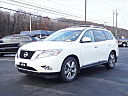2015 Nissan Pathfinder Platinum at Alfano Nissan of Torrington, CT