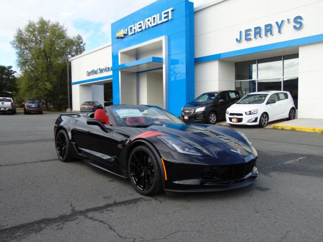 2017 Chevrolet Corvette at Jerry's Leesburg Chevrolet. The dealership has not provided a description for the image.