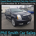 2009 Cadillac Escalade Base at PS CAR SALES of North Chelmsford, MA