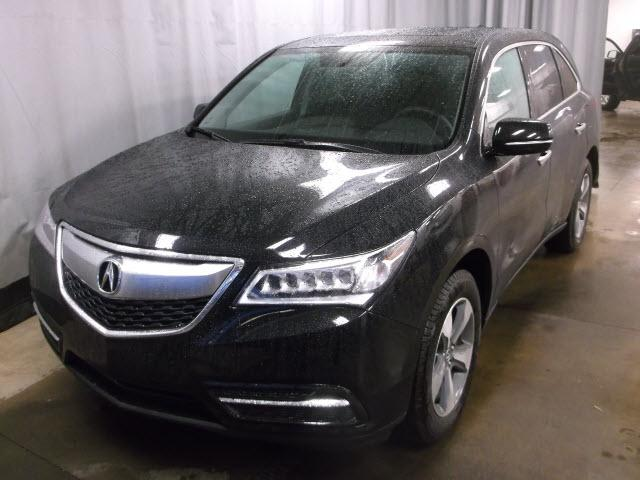 2016 Acura MDX at Dave White Acura of Sylvania, OH. The dealership has not provided a description for the image.
