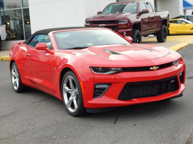 Image of 2017 Chevrolet Camaro SS
