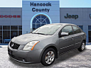 2008 Nissan Sentra 2.0 at Hancock County Chrysler of Newell, WV