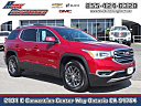 2019 GMC Acadia SLT-1 at Mark Christopher Auto Center of Ontario, CA