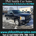 2011 Chevrolet Silverado 1500 LTZ at PS CAR SALES of North Chelmsford, MA