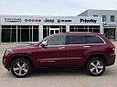 2016 Jeep Grand Cherokee Limited at Priority Chrysler Dodge Jeep Ram of Salisbury
