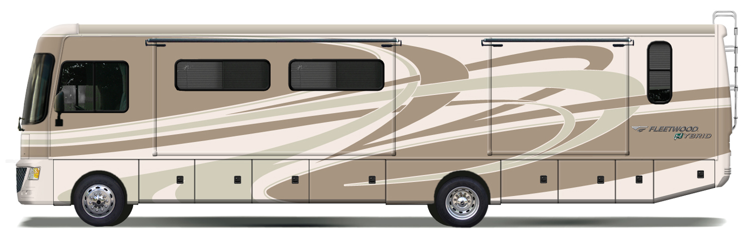 RV industry going green -- hybrid motorhomes coming soon