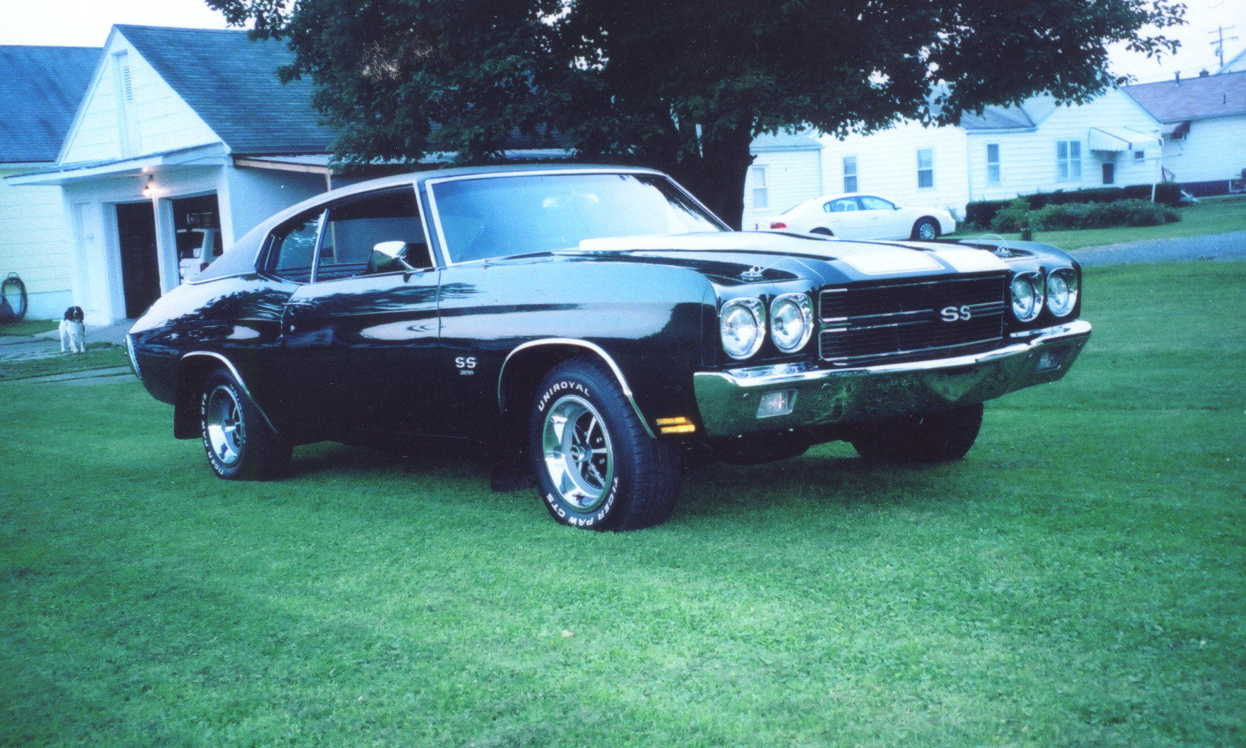 1970 Chevrolet Chevelle was one of Detroit\'s great muscle cars ...