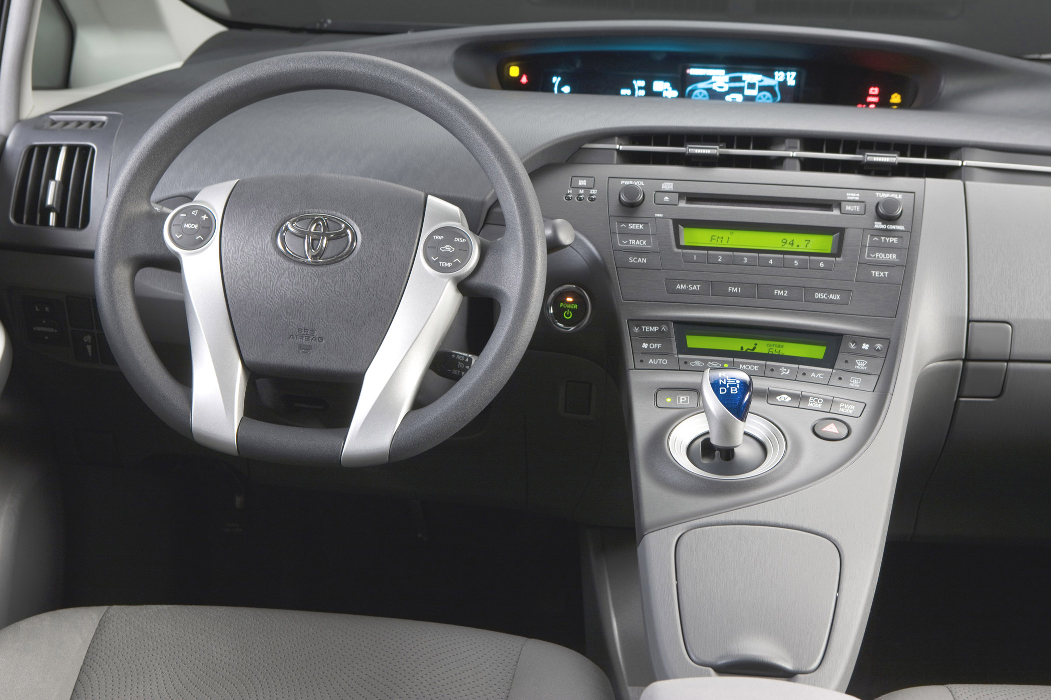 Now Toyota S Ready With An All New Third Generation Prius For 2010 It Improves On Almost Of The Cur Shortcomings Delivers Even Better Fuel