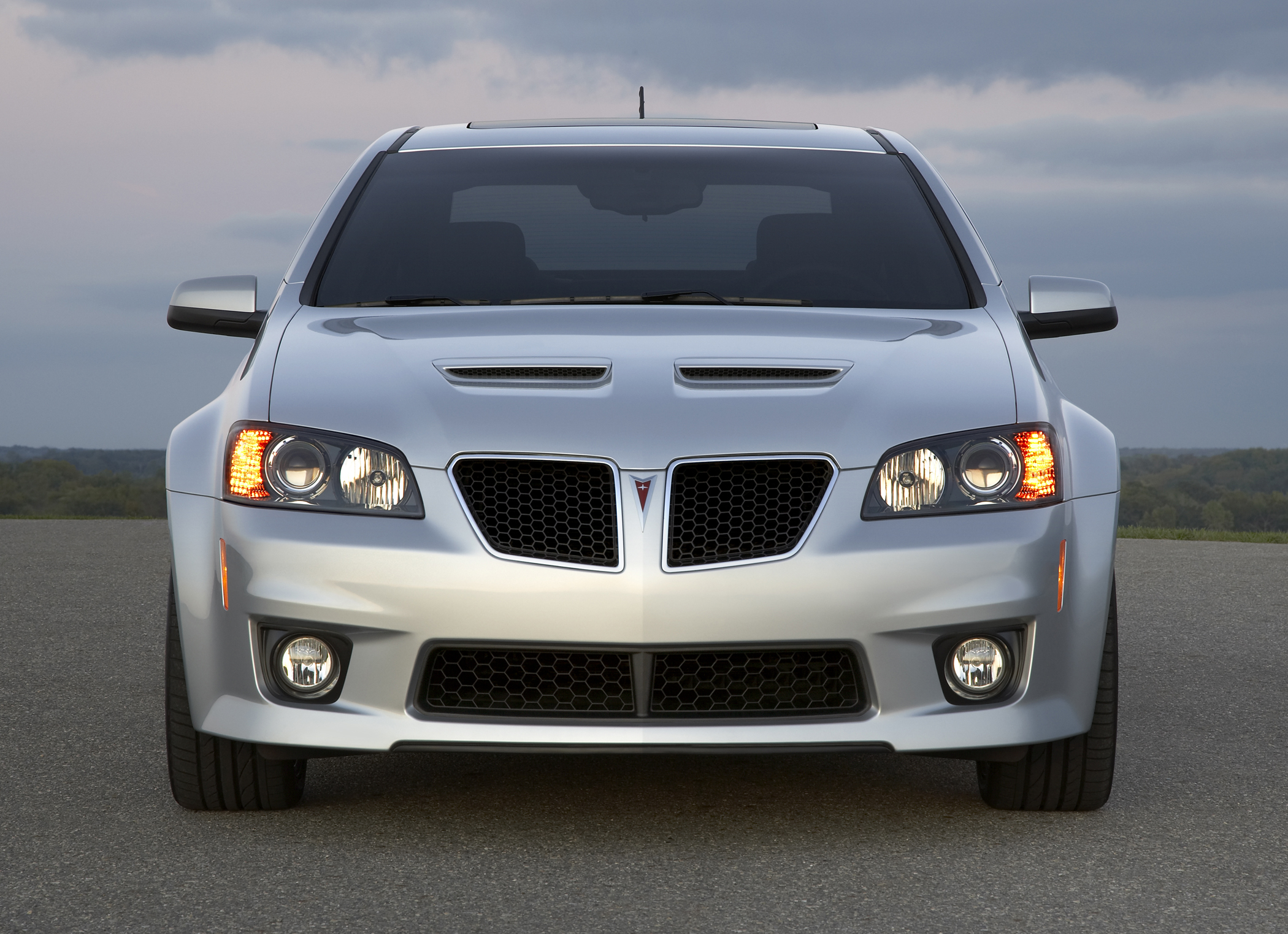 Going Hard While The Party Lasts Pontiac G8 Gxp New On Wheels
