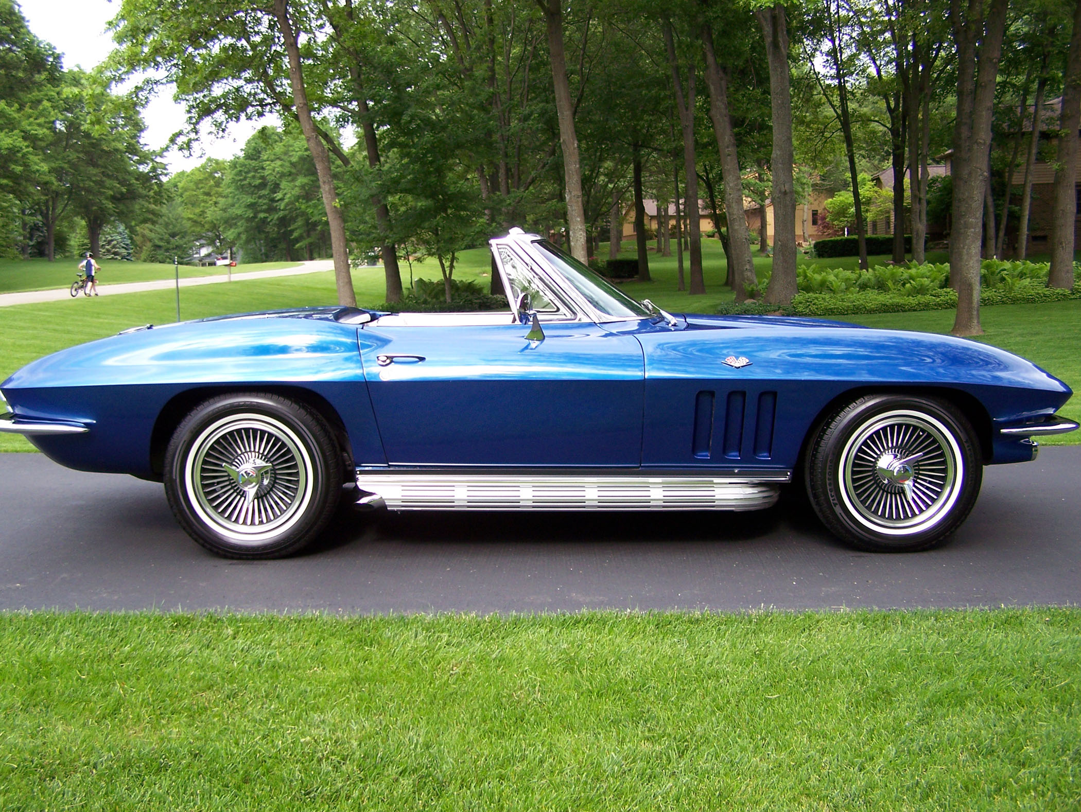 1966 Corvette purchased by dad, now inherited by son - Classic ...