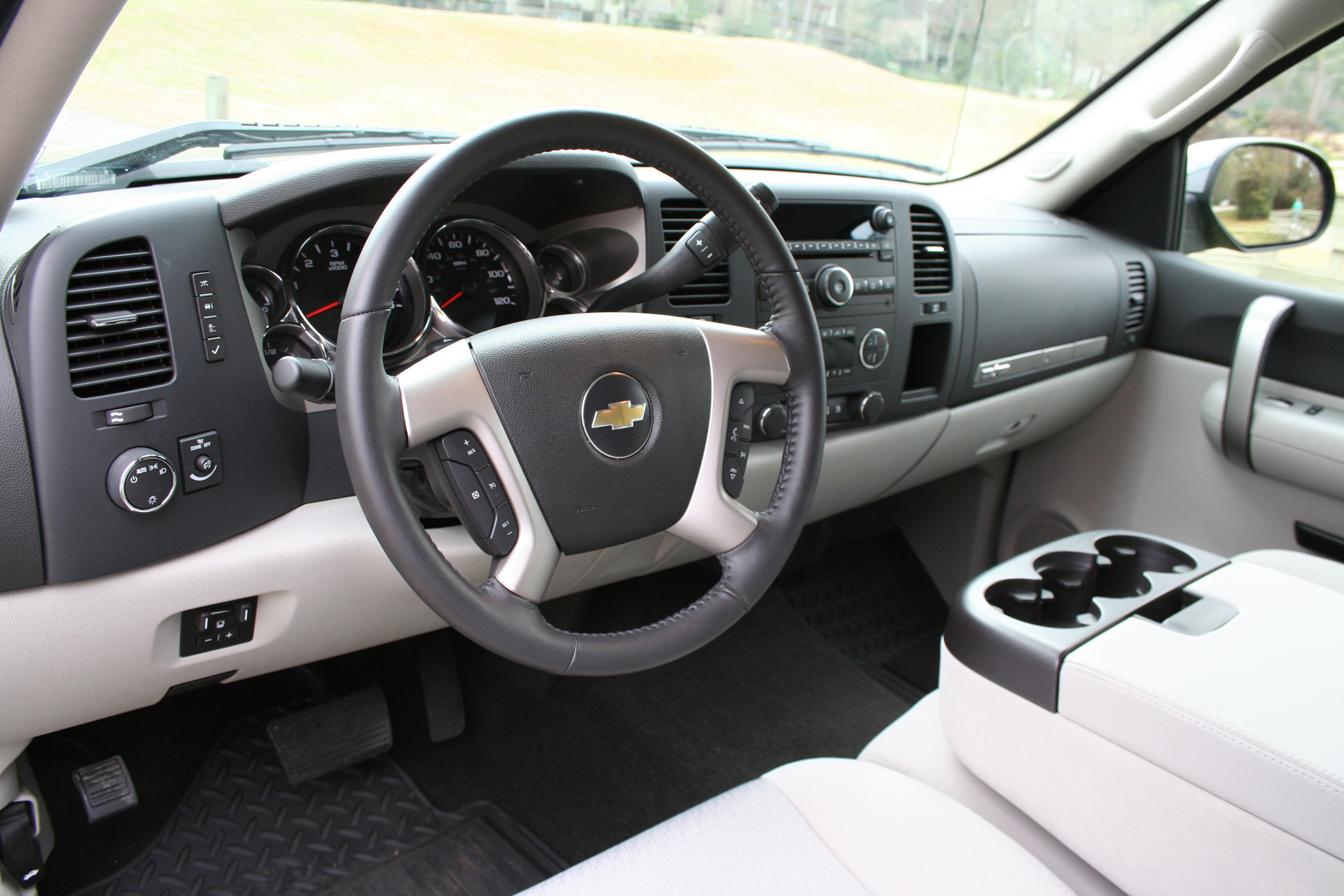 2009 Chevy Silverado gets dressed to go to work - Truck ...