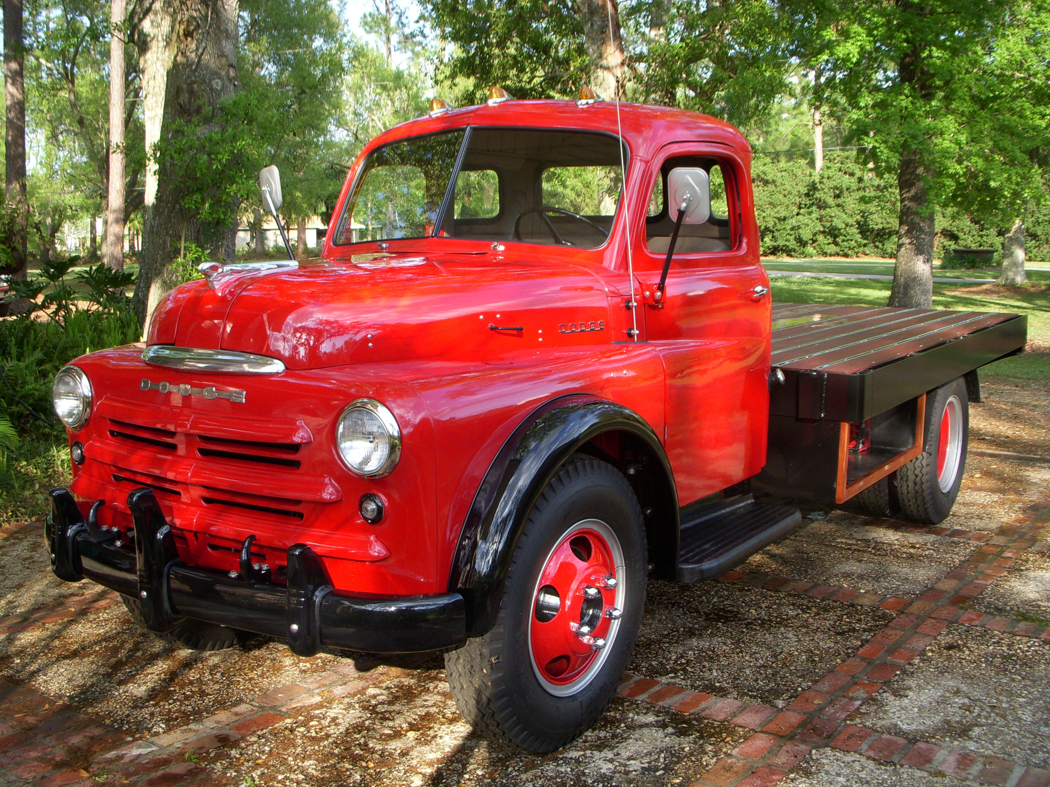 1948 Dodge truck was used for hard work on southern rice farm ...
