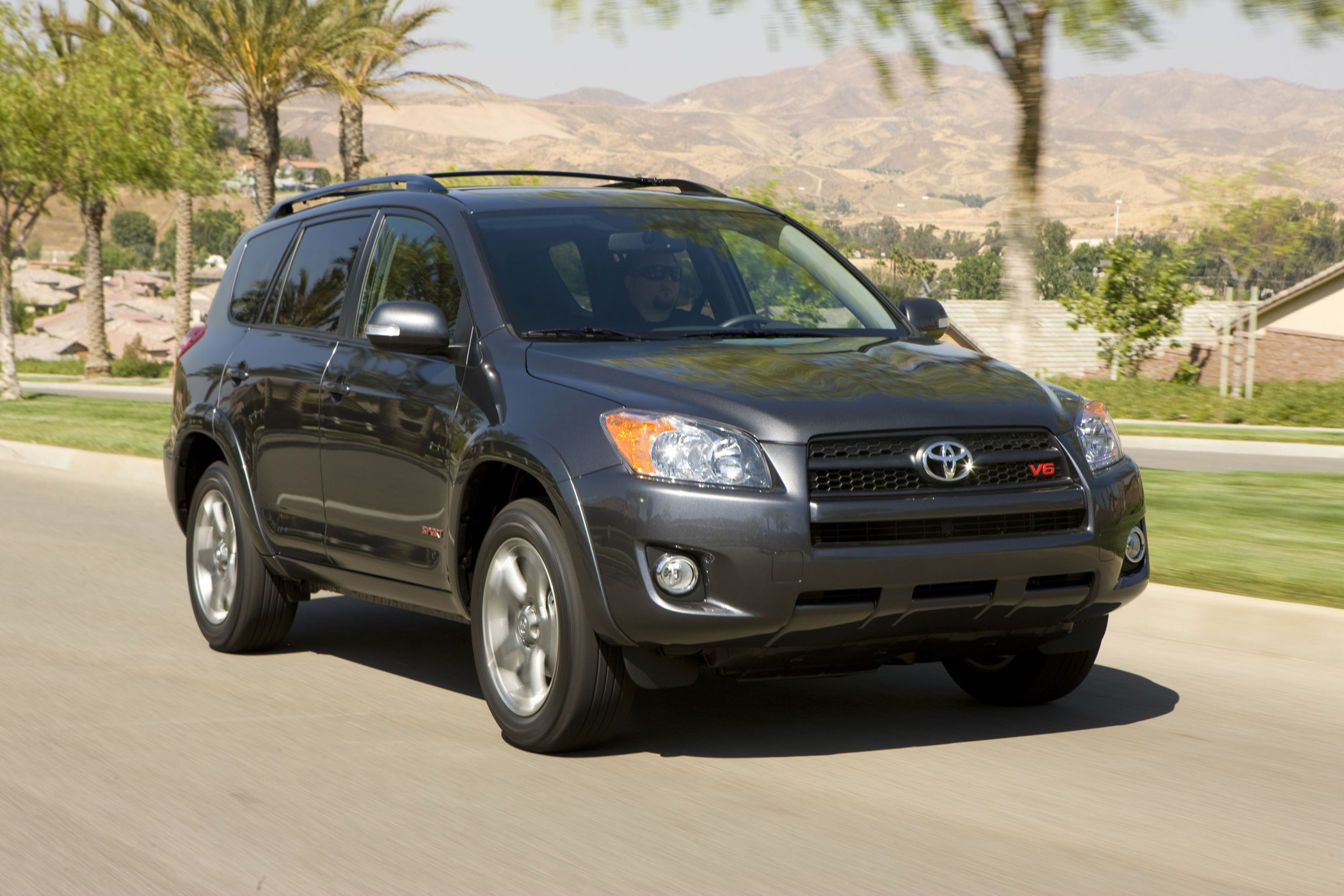 Toyota RAV4 Hits Sweet Spot For Many SUV Buyers Get f the Road