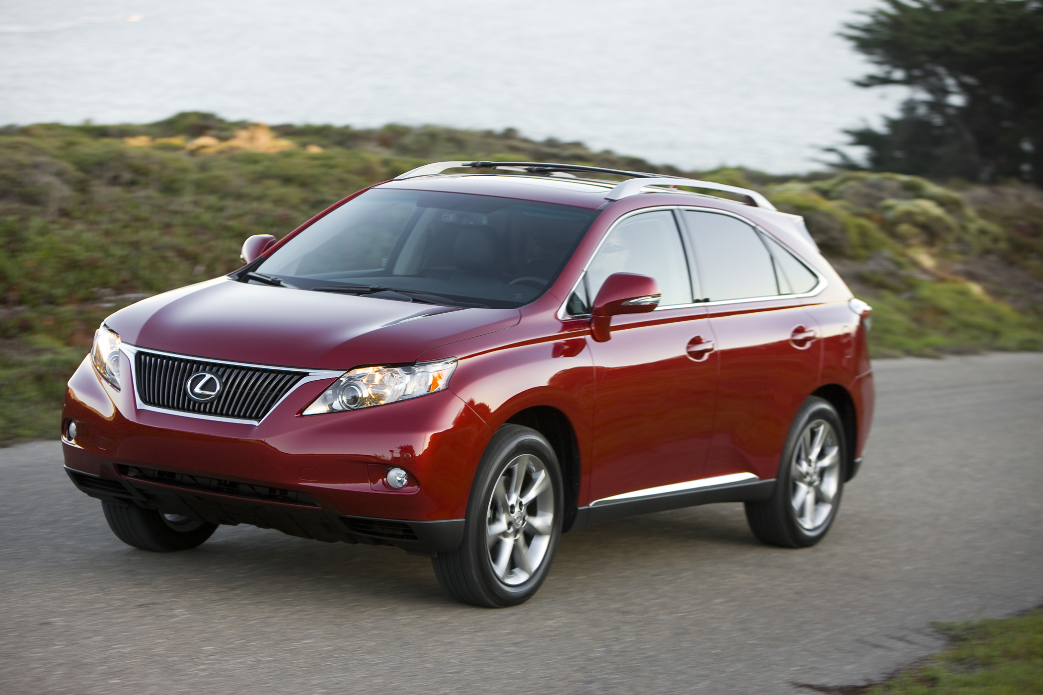 2010 lexus rx 350 still the smooth operator of. Black Bedroom Furniture Sets. Home Design Ideas