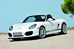 Porsche Adds 2011 Boxster Spyder to Roadster Lineup