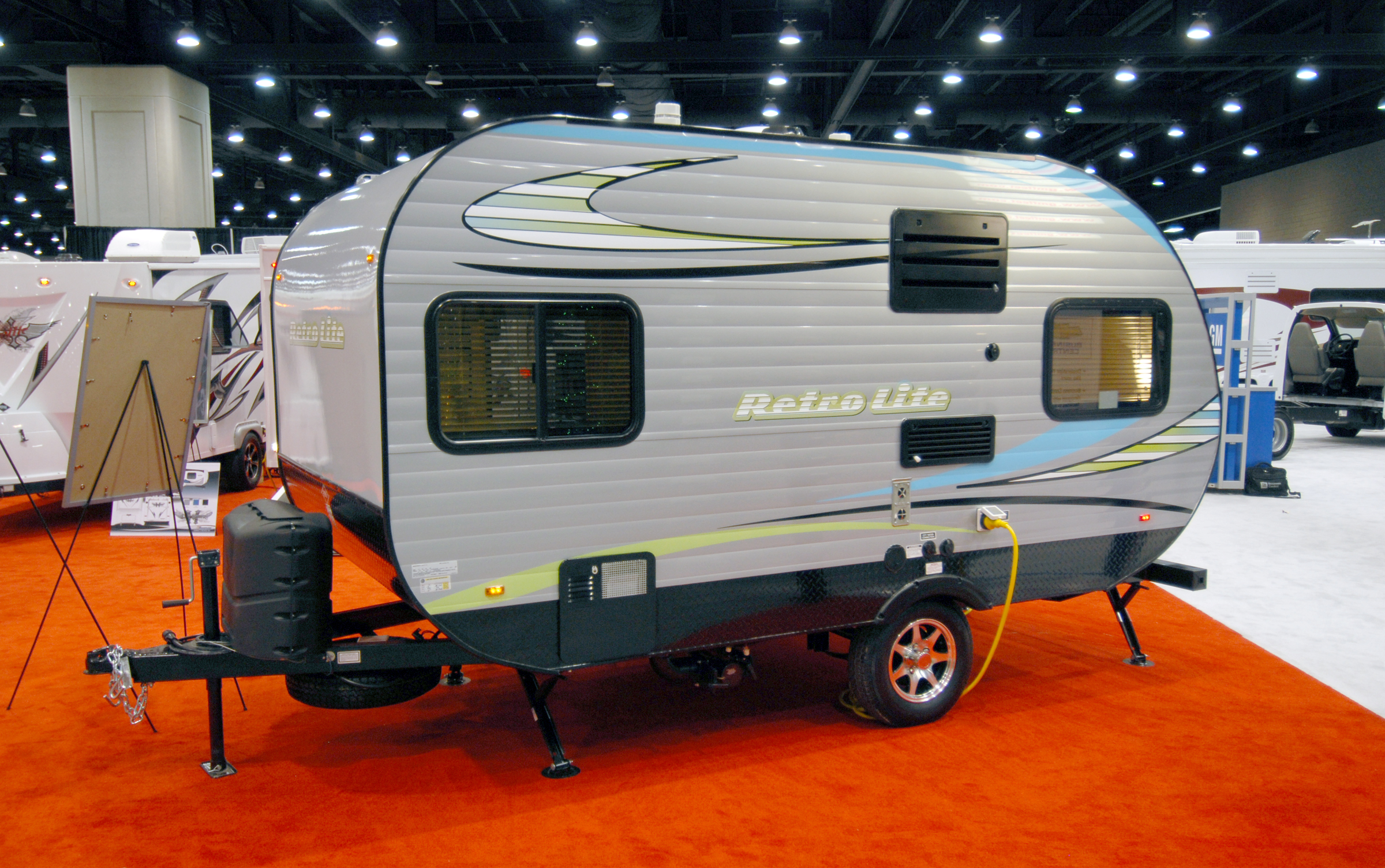 Combined Car And Rv Loan