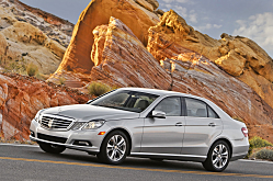 Mercedes-Benz 2010 E-Class Sedan Loaded With Luxury