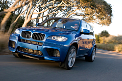 BMW Adds The X5 to High-Performance M Series For 2010