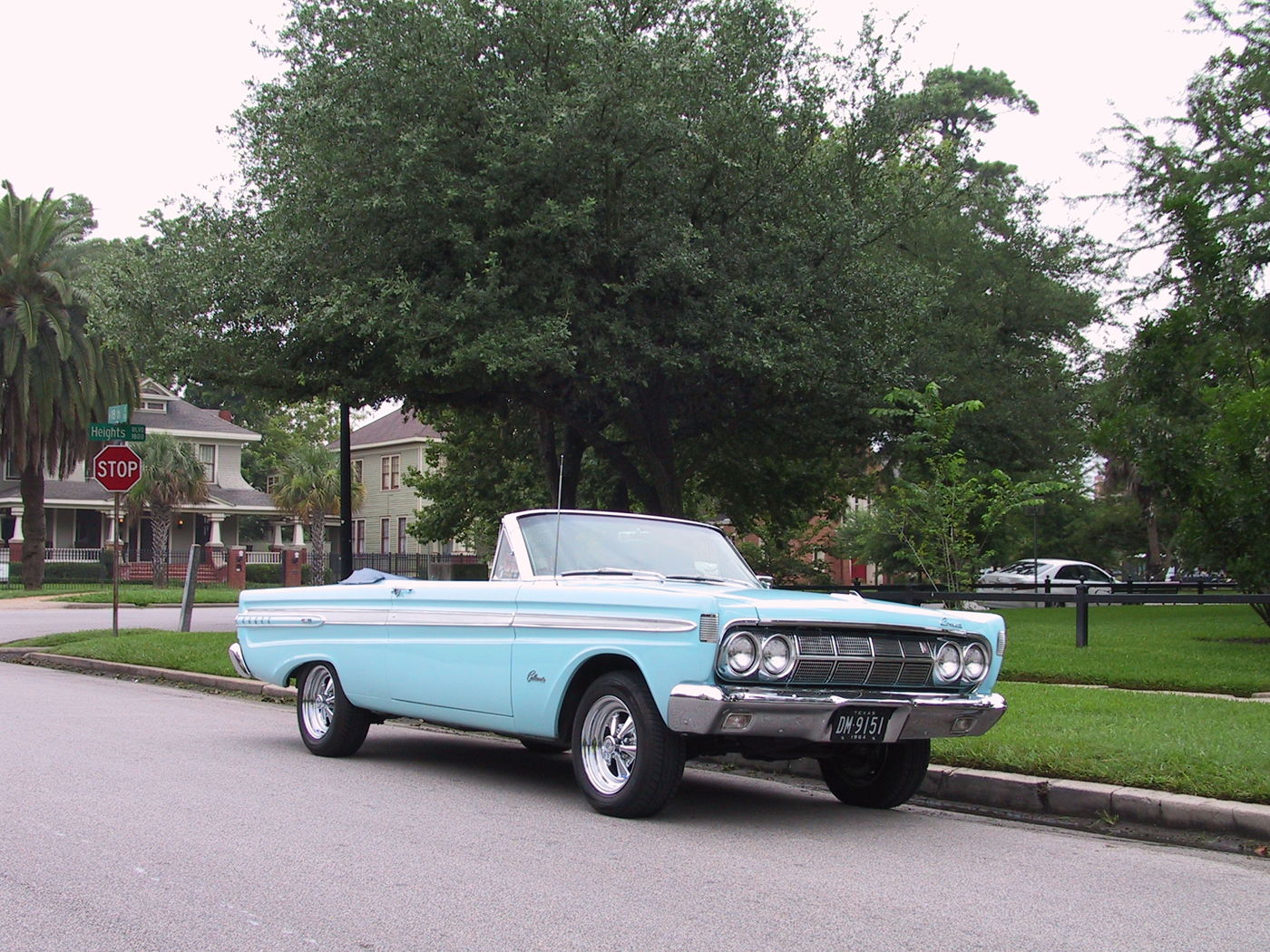 1964 Mercury Comet, Baby Blue, Bought For Mother, Son - Classic ...