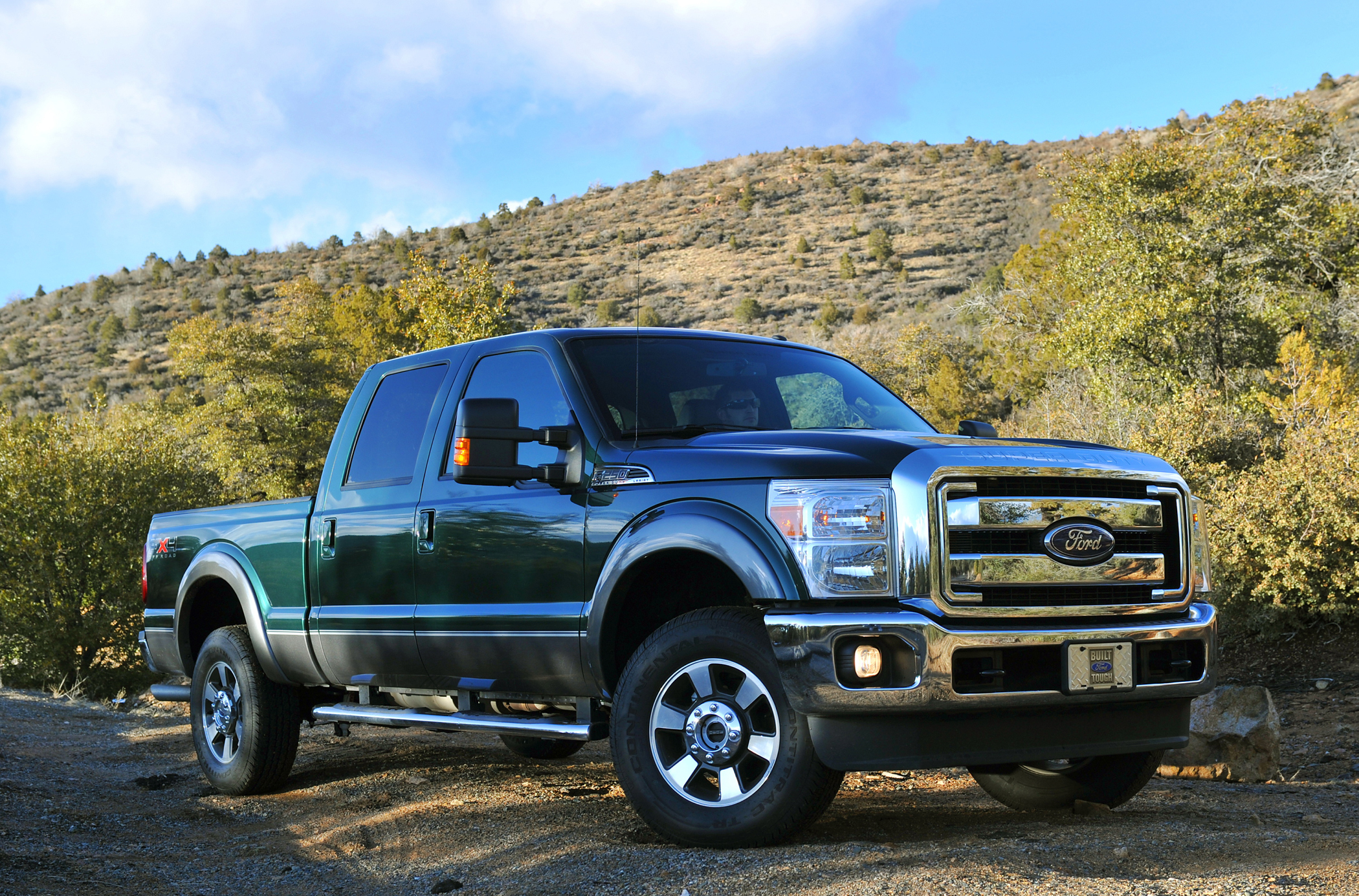 2011 ford f 250 king ranch the ultimate luxury tool new on wheels groovecar. Black Bedroom Furniture Sets. Home Design Ideas