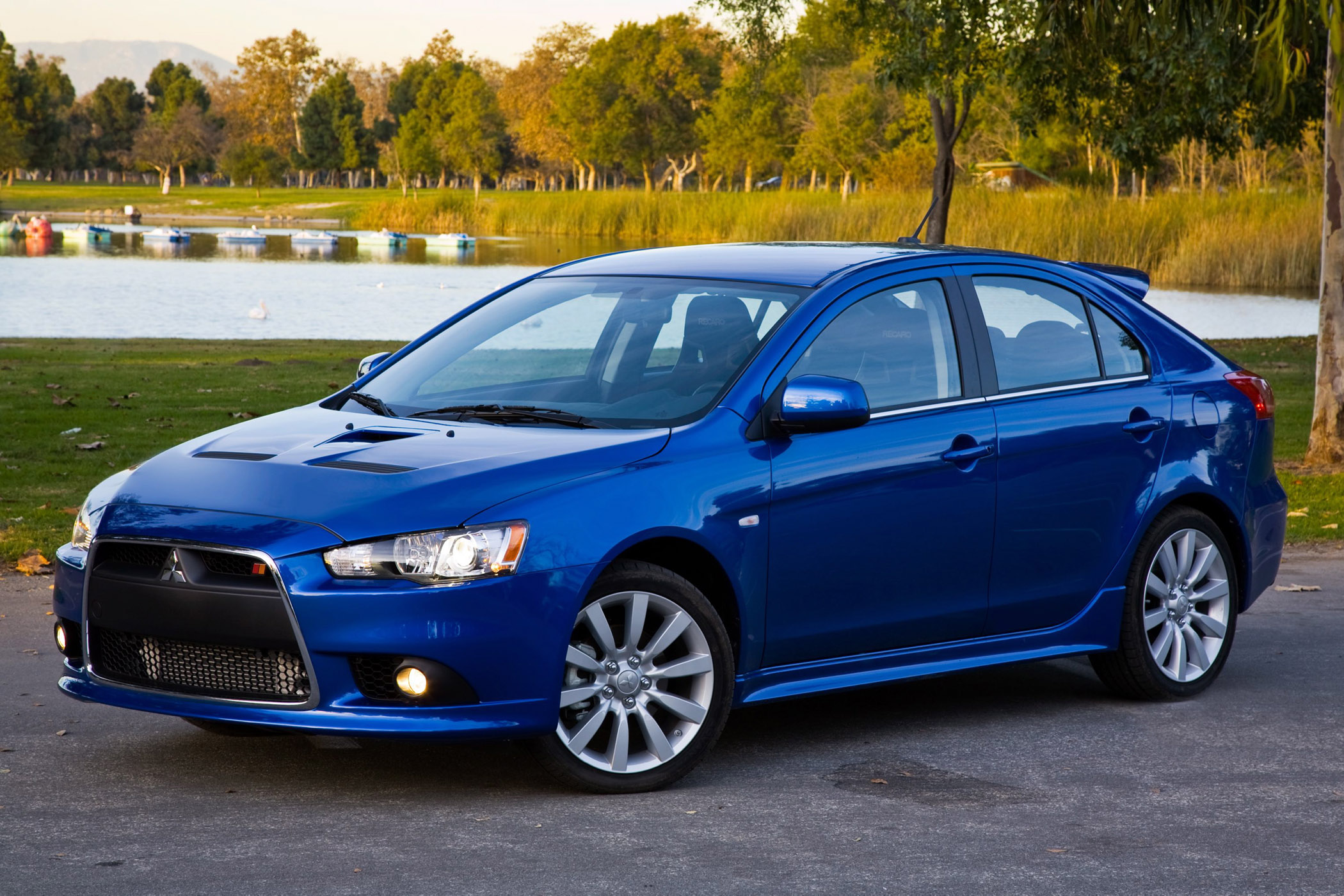 Mitsubishi Lancer Sportback -- Hatchback Flair, Utility - New on ...