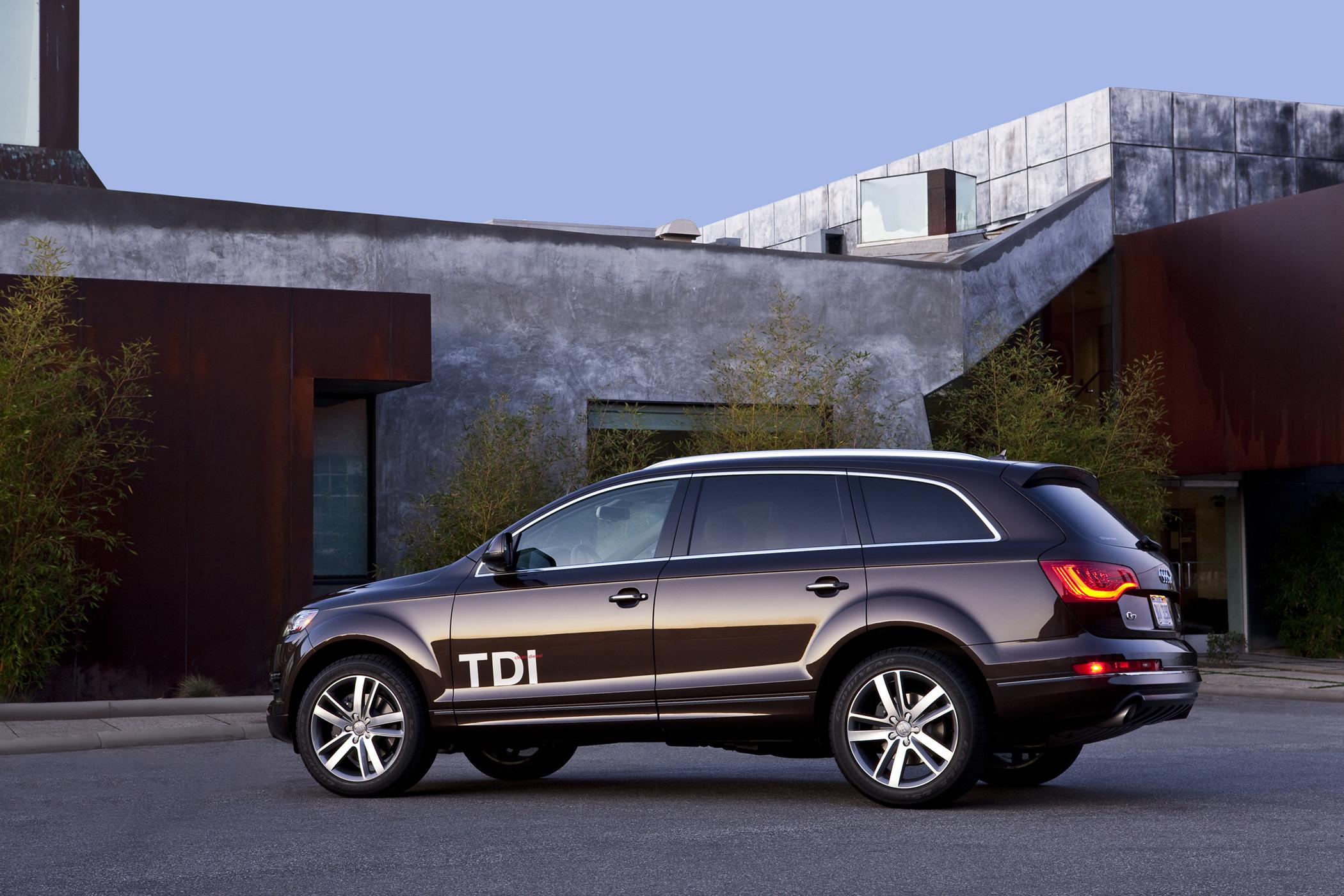 2010 Audi Q7 Tdi Proves Sel Vehicle Is Luxurious Bonus