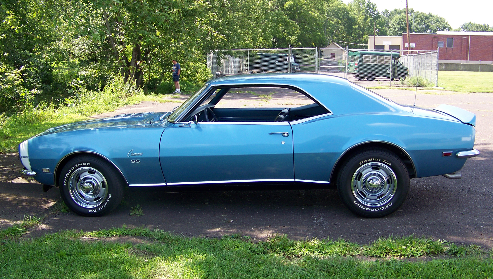 1968 Camaro Ss Muscle Car Has Needed Lots Of Restoration