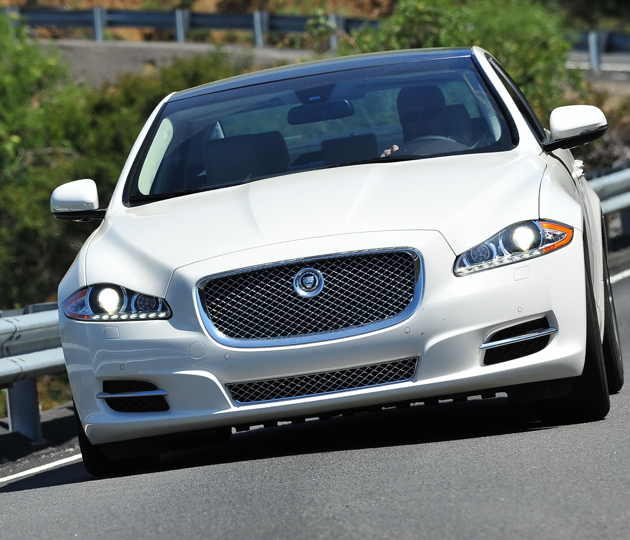 2010 Jaguar Coupe: 2011 Jaguar XJ -- The Iconic Sedan Is Reimagined