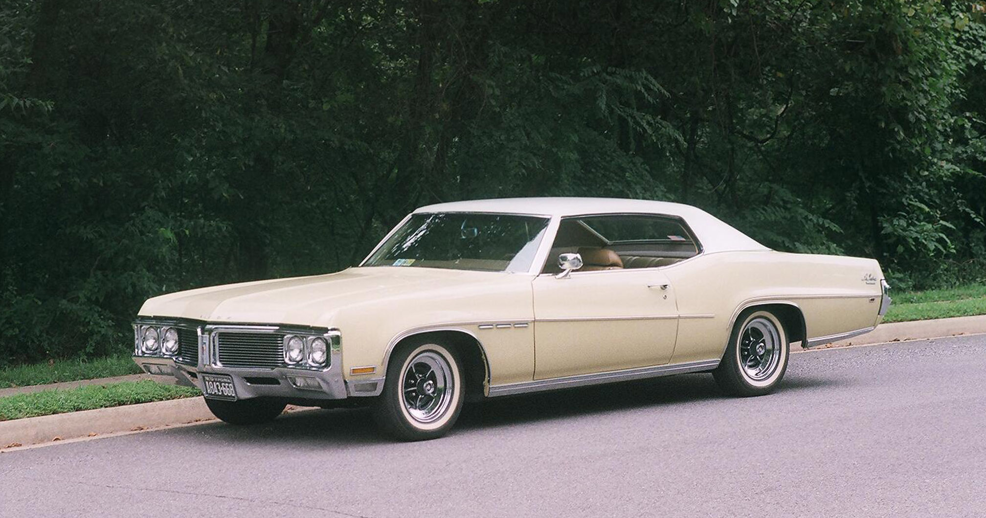 1970 Buick Lesabre Custom Purchased In Pristine Condition
