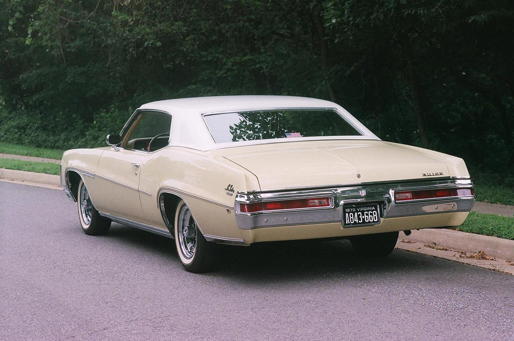 Buick Roanoke >> 1970 Buick LeSabre Custom Purchased in Pristine Condition - Classic Classics - - GrooveCar
