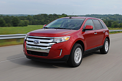 Ford Edge is Revamped for 2011 in Looks and Technology