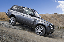 2011 Range Rover HSE: A Luxurious Yet Rugged Off-Roader