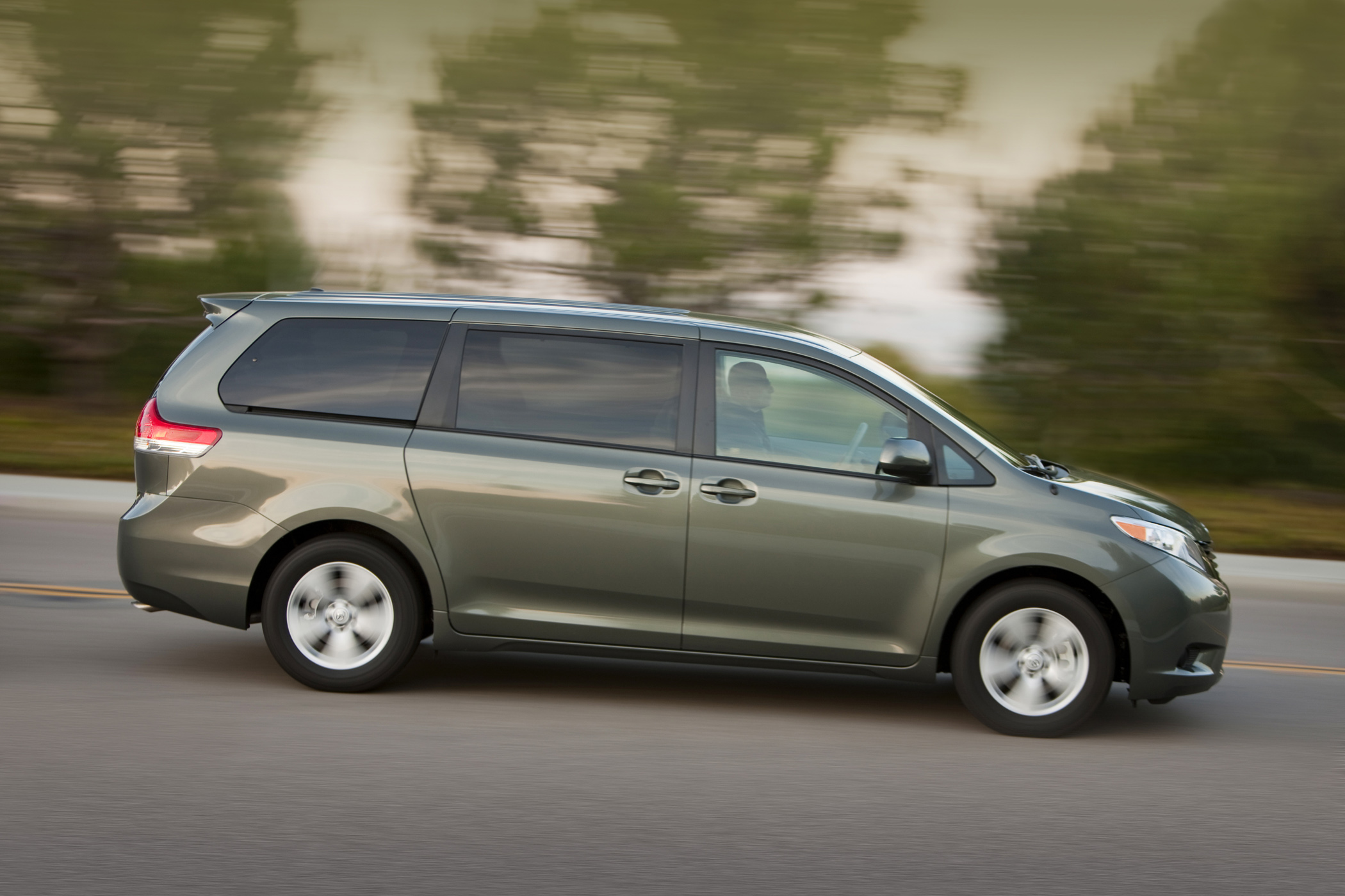 With A Starting Price Of $24,460, The 2011 Sienna Lineup Offers Many  Options To A Variety Of Minivan Buyers, As Proven By Toyotau0027s Pricing  Strategy That Can ...