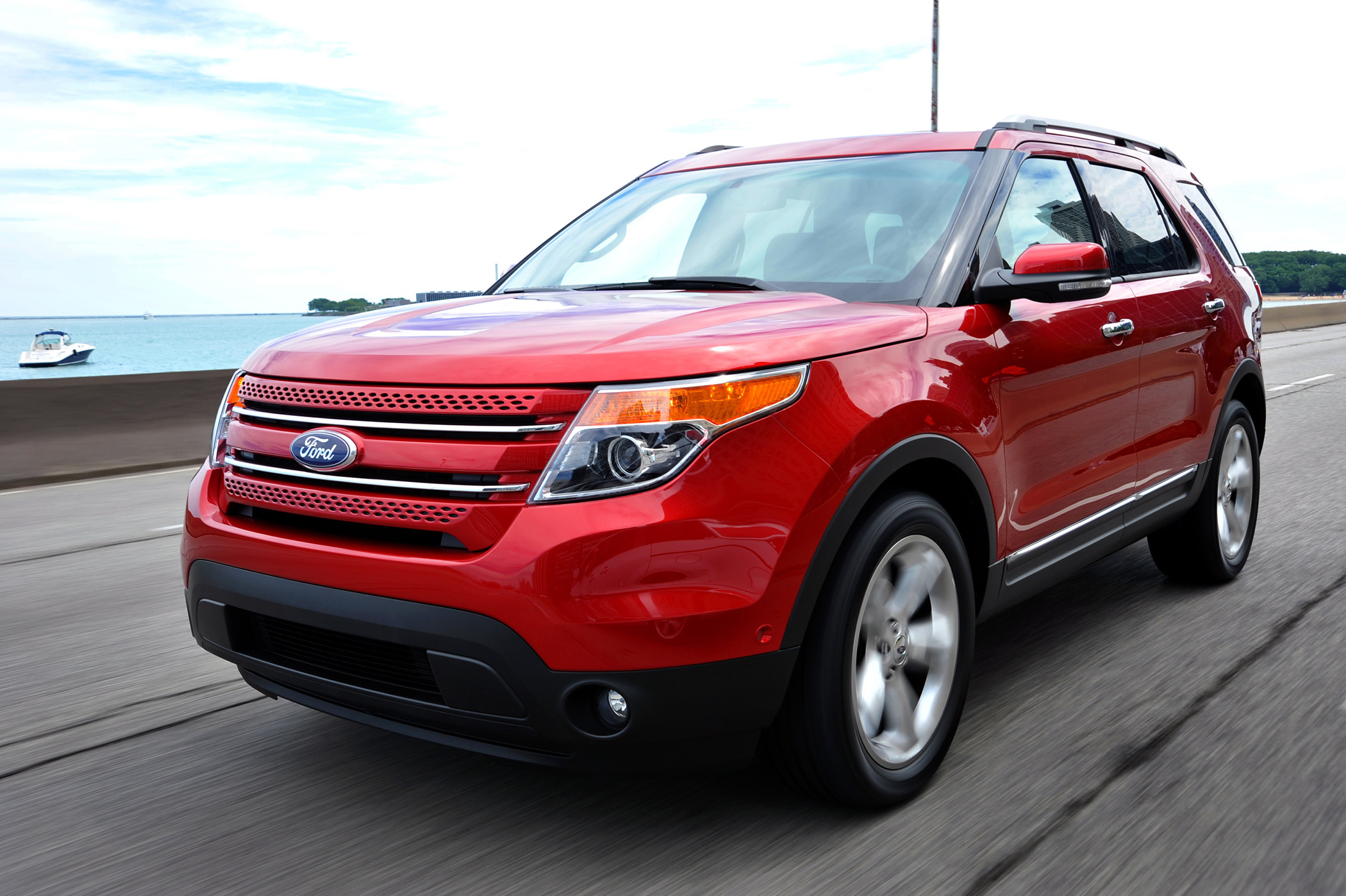 2011 Ford Explorer a Crossover Vehicle to Match Driver Demands New
