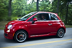`Fiat In America Today' -- All-New 2012 Fiat 500