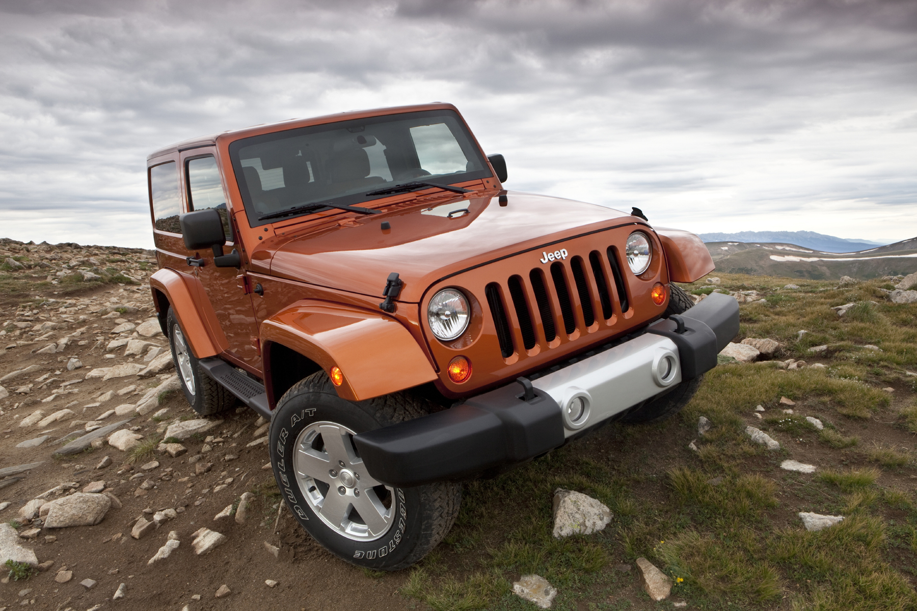 2011 Jeep Wrangler has Moved Upscale Down the Road GrooveCar