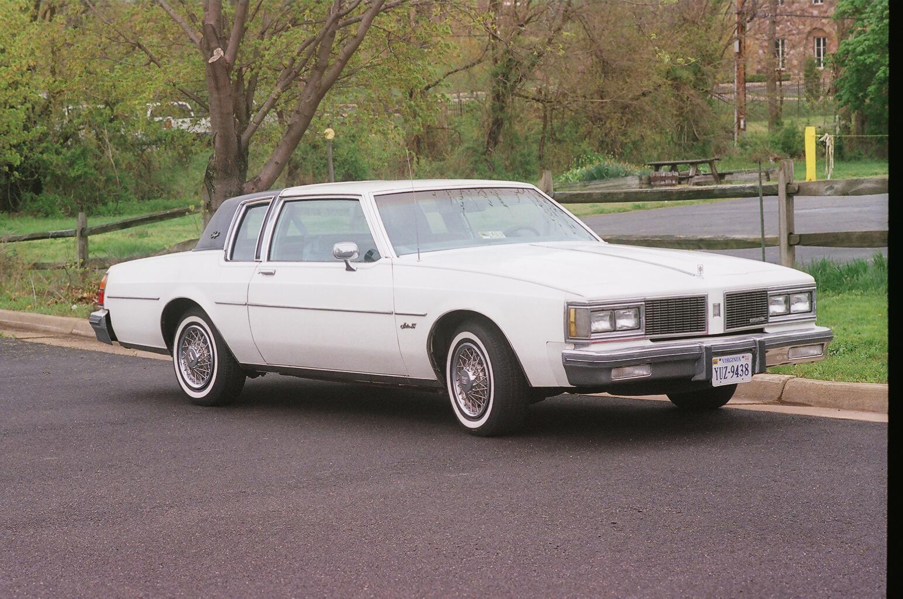 1984 Oldsmobile Delta 88 Coupe Featured A 140 Hp V 8 Classic