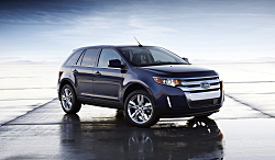 2011 Ford Edge Revamped Technology, Design, Powertrains