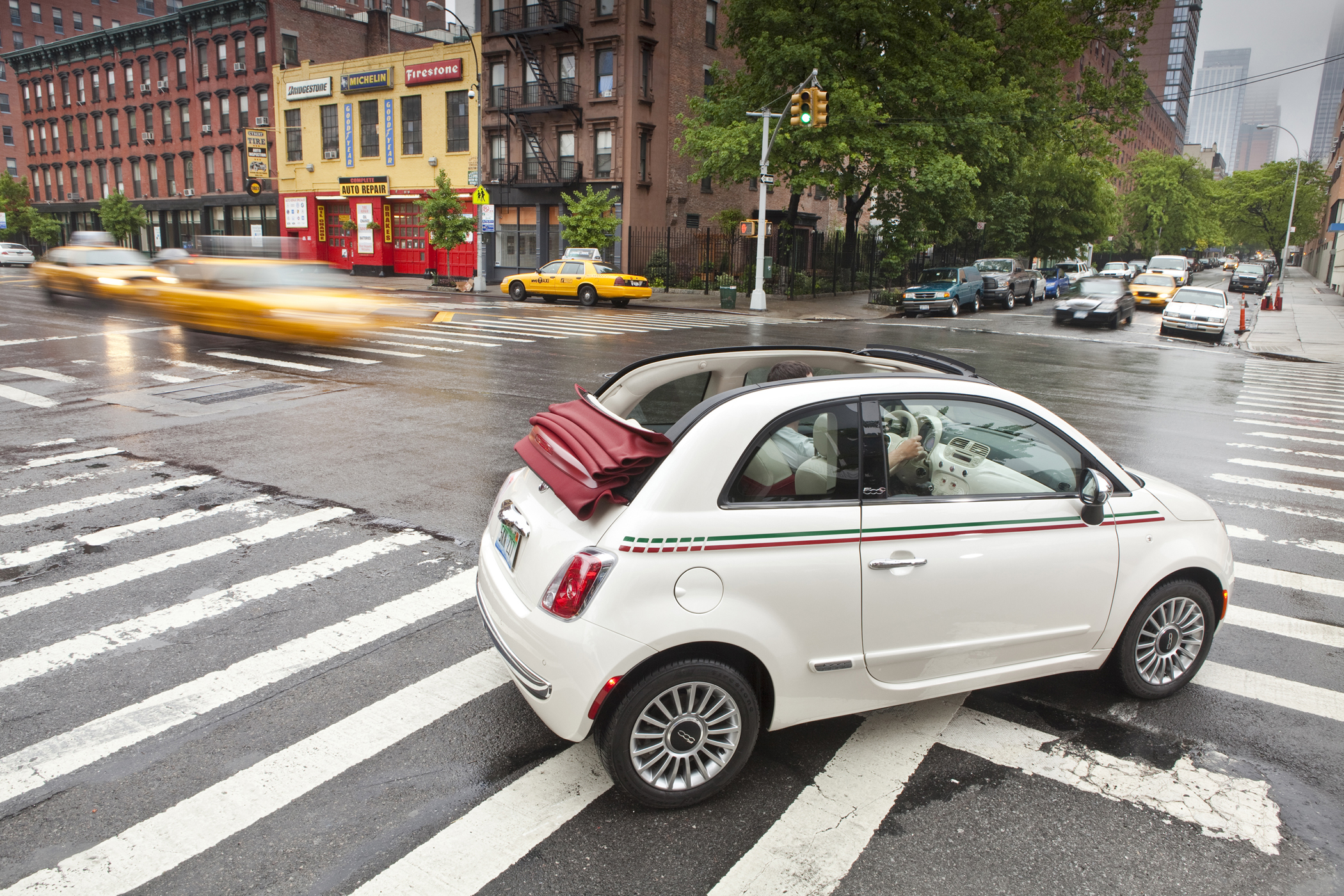 facelift for sales november fiat usa acquisition
