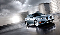 2011 Ford Fusion Hybrid Delivers 41 mpg in City Driving