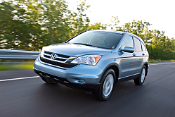 2011 Honda CR-V: Reliable, Functional and Well-Priced