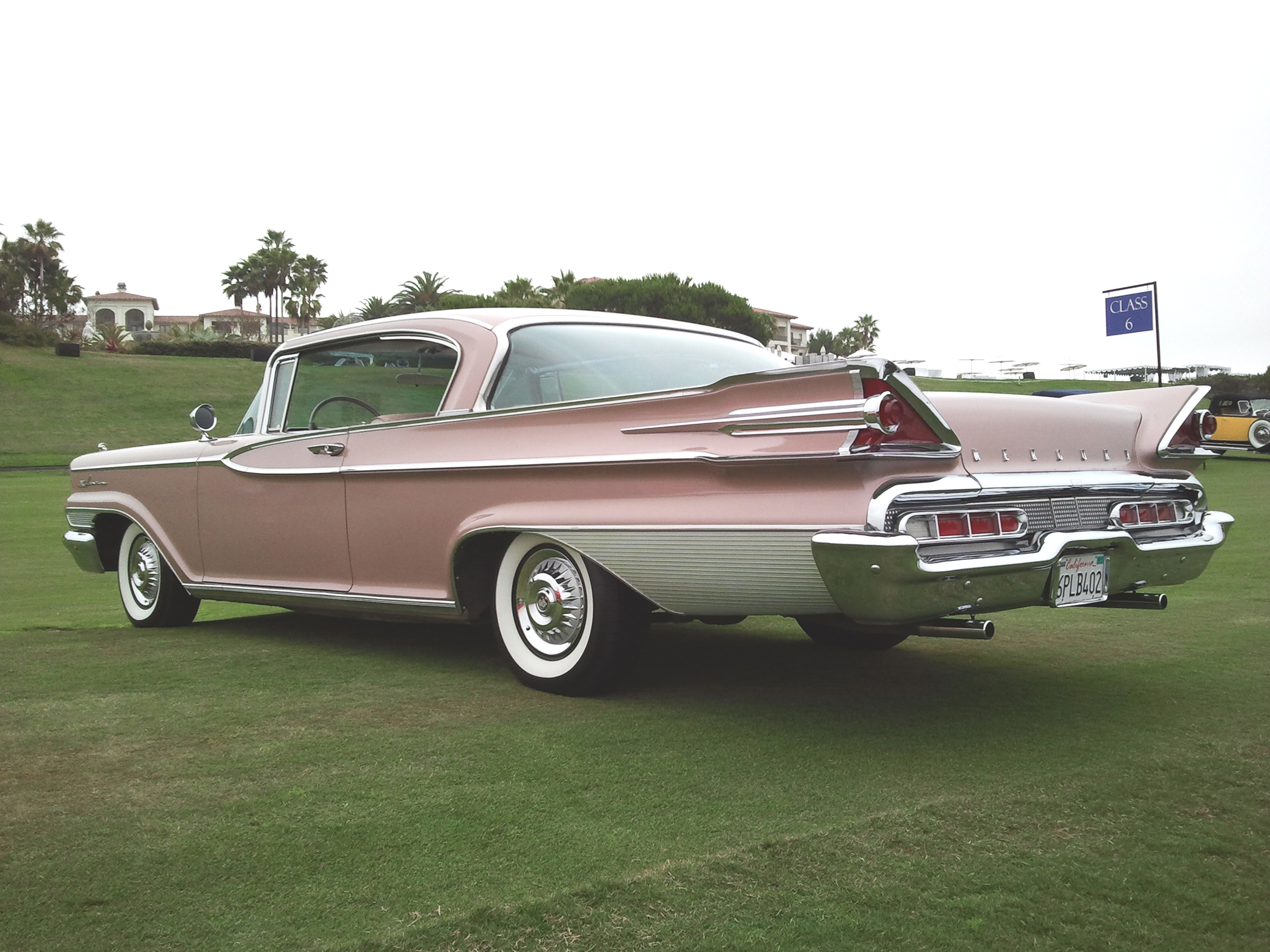 1959 mercury park lane is hollywood glamorous classic for Garage ford 59