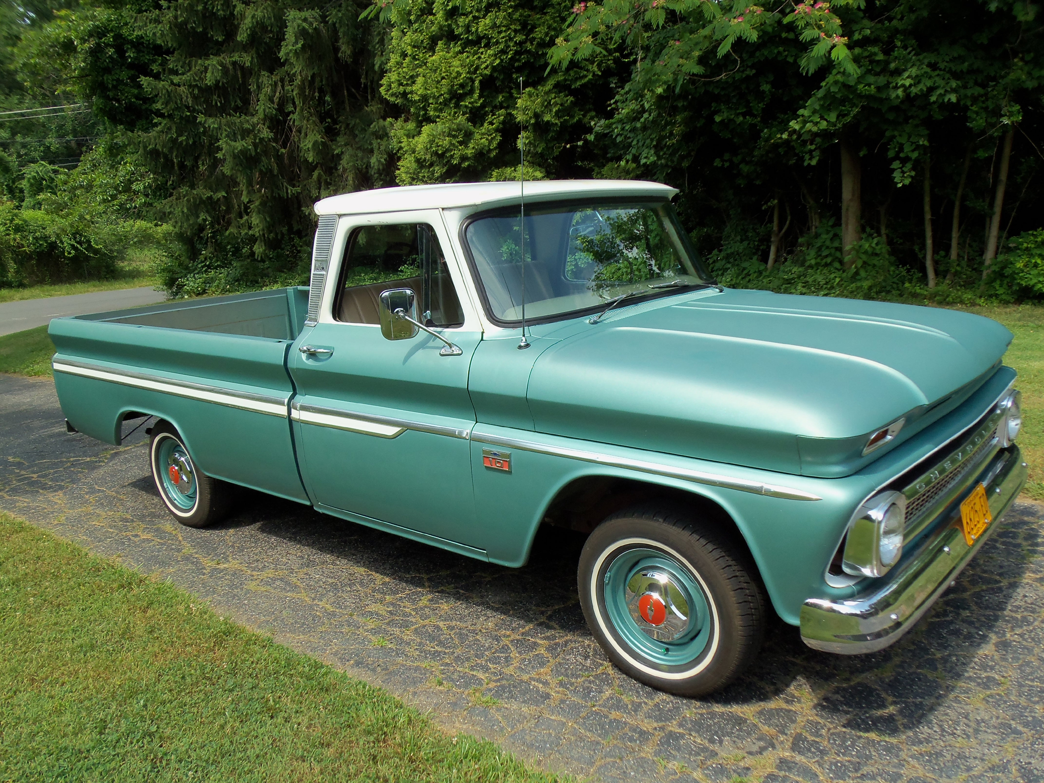 1966 Chevy C-10 Custom Pickup Truck in Pristine Shape - Classic ...
