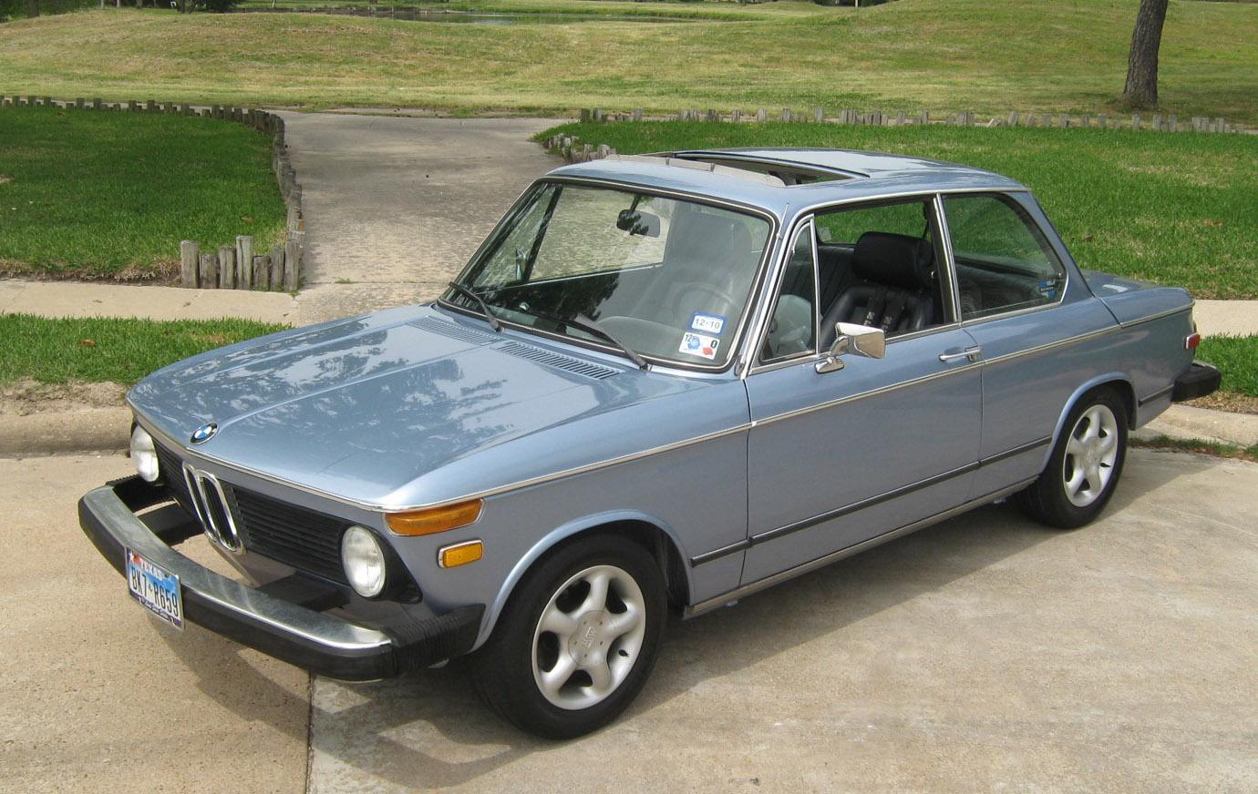 College Grad Traveled North America in 1975 BMW 2002 - Classic Classics - - GrooveCar