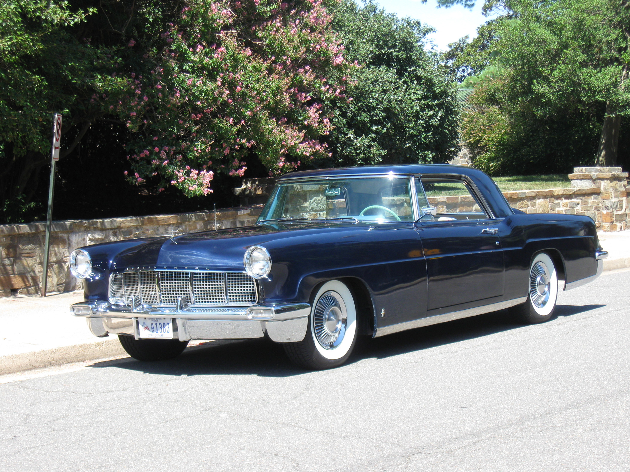 1957 Lincoln Mark Ii Built To Be Modern And Formal Classic