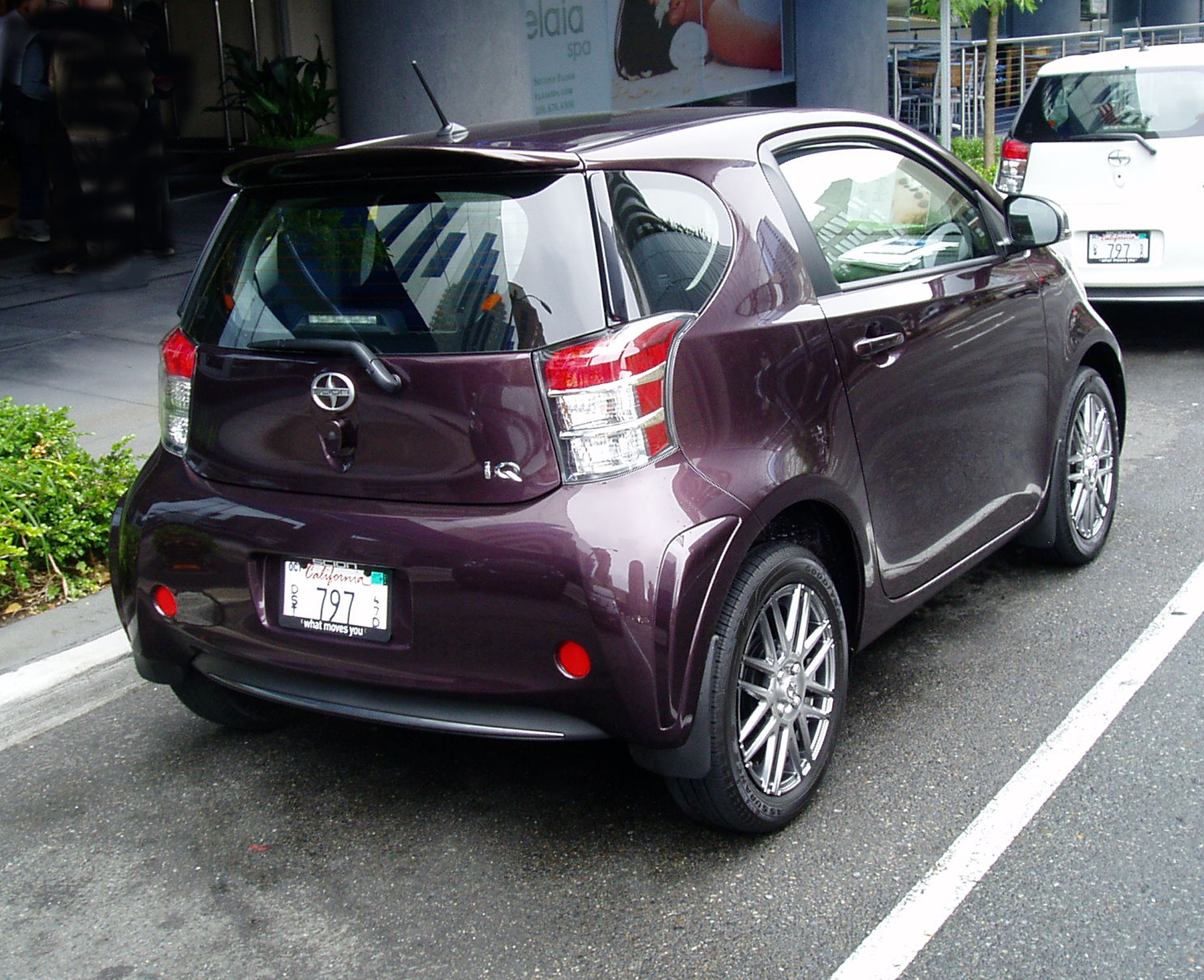 2012 Scion Iq Micro Subcompact Real Smart Car Design New On