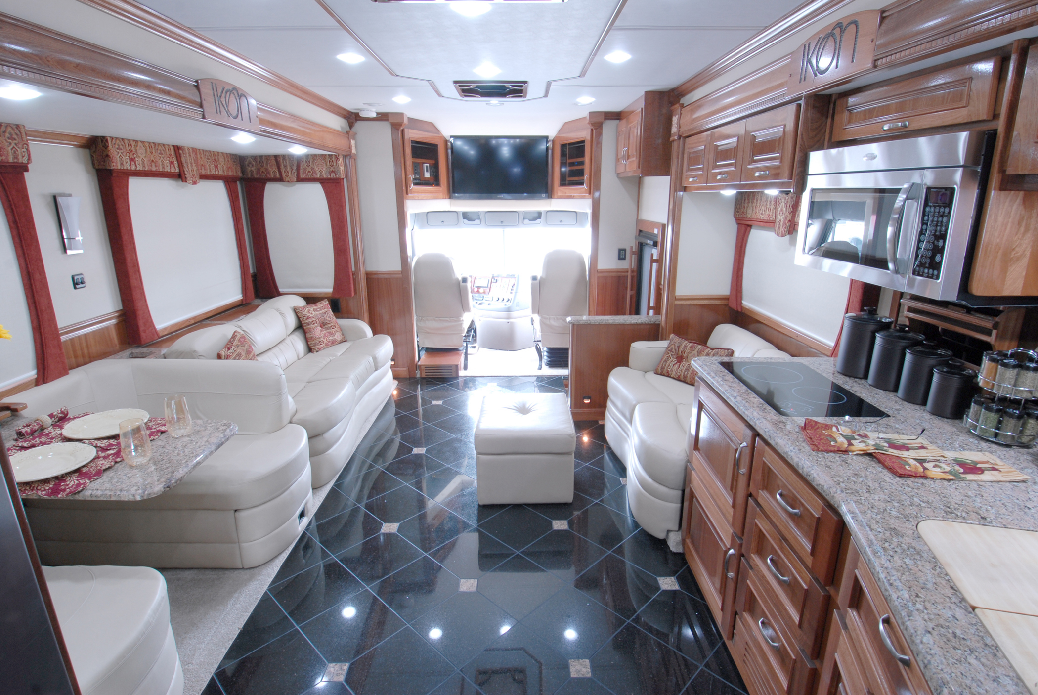 The `In-Your-Dreams' Recreational Vehicle -- Renegade Ikon